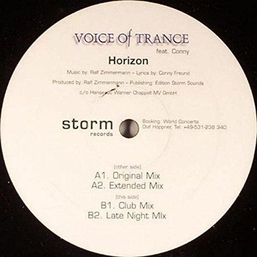Bild 1: Voice of Trance, Horizon (4 versions, feat. Conny)