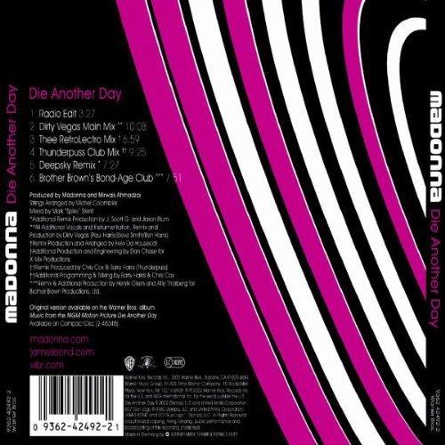 Bild 2: Madonna, Die another day (2002, #2424922)
