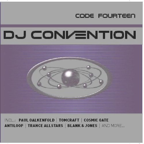 Bild 1: Hiver & Hammer, DJ convention 2002: Code fourteen (mix)