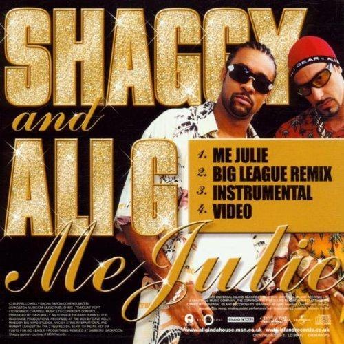 Bild 2: Ali G, Me Julie (2002, #5829022, & Shaggy)