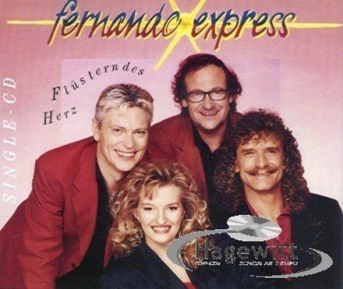Bild 1: Fernando Express, Flüsterndes Herz (1991)