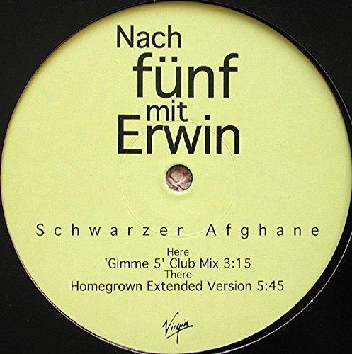 Bild 2: Nach Fünf mit Erwin, Schwarzer Afghane (Homegrown Ext. Version, 1996)