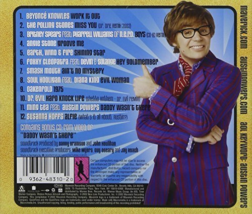 Bild 2: Austin Powers in Goldmember (2002), Beyoncé Knowles, Rolling Stones, Britney Spears feat. Pharrell Williams..