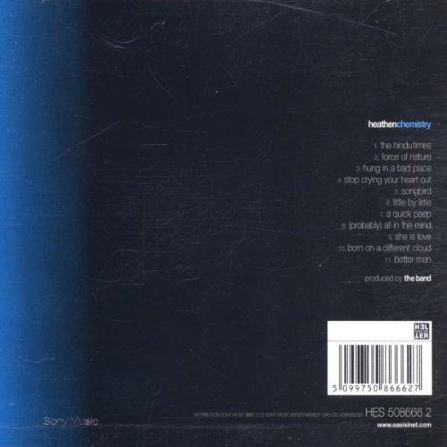 Bild 2: Oasis, Heathen chemistry (2002)