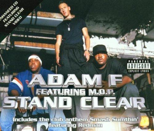 Bild 1: Adam.F, Stand clear (feat. M.O.P.)