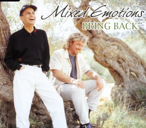 Bild 1: Mixed Emotions, Bring back (1999)