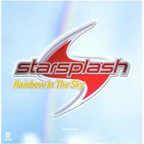 Bild 1: Starsplash, Rainbow in the sky (2002)