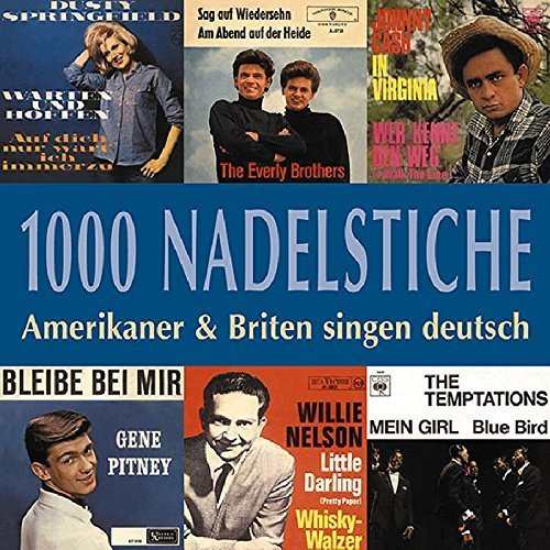 Bild 1: 1000 Nadelstiche-Amerikaner & Briten singen Deutsch, Toni Cavanaugh, Searchers, Brenda Lee, Swinging Blue Jeans, Supremes.. (#bearfamily16366)