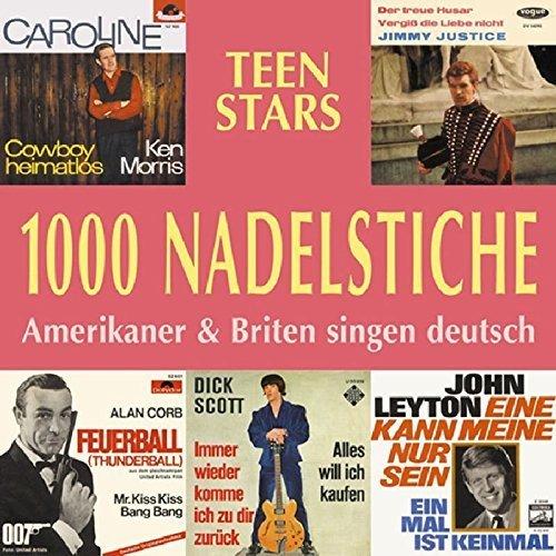 Bild 1: 1000 Nadelstiche-Amerikaner & Briten singen Deutsch, 05:Eden Kane, Craig Douglas, Adam Faith, John Leyton, Jimmy Justice..