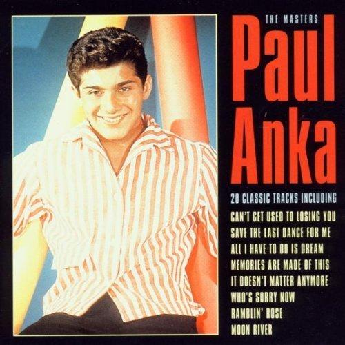 Bild 1: Paul Anka, Masters-20 classic tracks (1997)