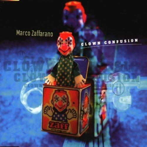 Bild 1: Marco Zaffarano, Clown confusion (4 tracks, 1996)