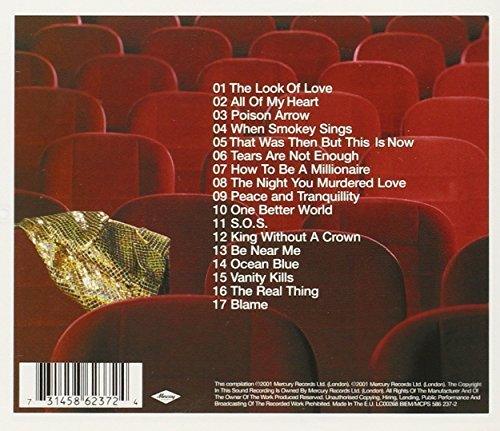 Image 2: ABC, Look of love-The very best (17 tracks, 2001)