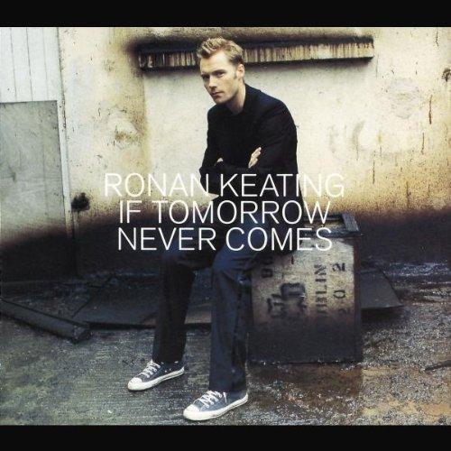 Image 1: Ronan Keating, If tomorrow never comes (2002, #5707852)