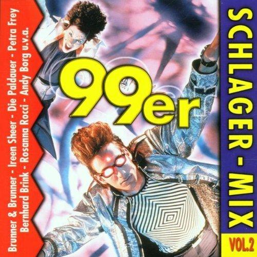 Bild 1: 99er Schlager Mix 2, Moonbeats, Brunner & Brunner, Wind, Paldauer, Petra Frey..