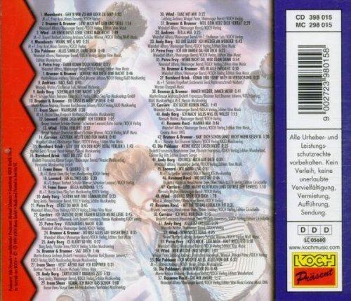 Bild 2: 99er Schlager Mix 2, Moonbeats, Brunner & Brunner, Wind, Paldauer, Petra Frey..