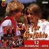 Zeit für Gefühle-12 Schmuse-Hits, Kastelruther Spatzen, Rendezvous, Tops, Bata Illic, Eva-Maria & Michael..