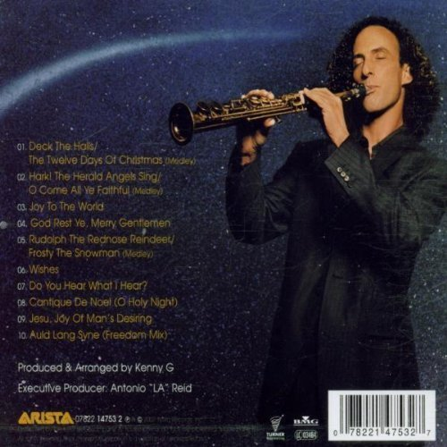 Bild 2: Kenny G, Wishes-A holiday album (2002)