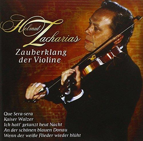 Bild 1: Helmut Zacharias, Zauberklang der Violine (compilation, 18 tracks, 2001)