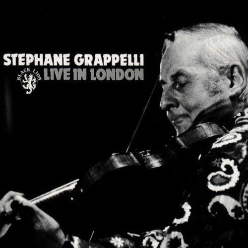 Bild 1: Stephane Grappelli, Live in London (Nov. 5th, 1973)