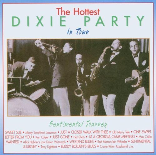 Bild 1: Hottest Dixie Party in Town-Sentimental Journey, Monty Sunshine, Old Merry Tale Jazzband, Hot Shots..