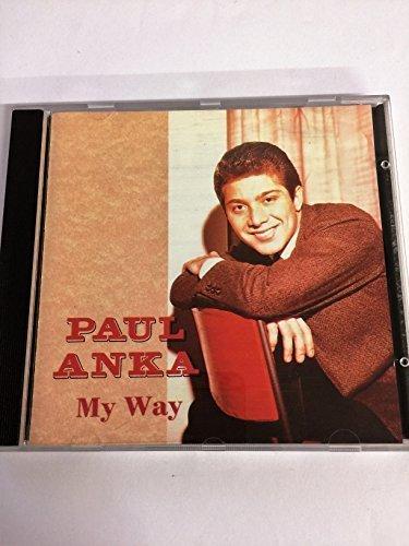 Bild 1: Paul Anka, My way (compilation, 13 tracks)