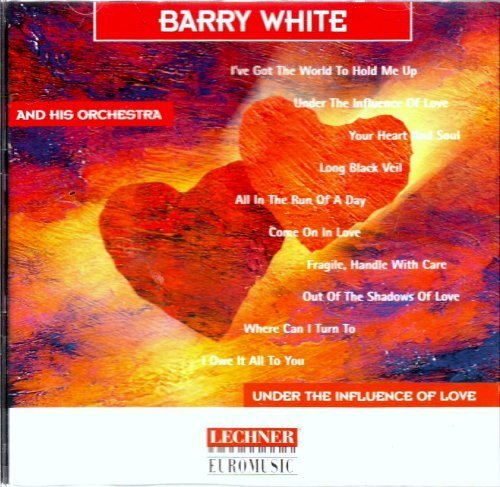 Bild 1: Barry White, Under the influence of love (10 tracks)