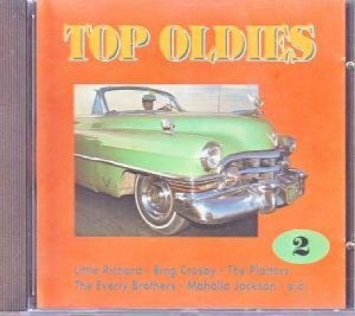 Image 1: Top Oldies 2, Little Richard, Bing Crosby & Grace Kelly, Everly Brothers, Mahalia Jackson, Platters..