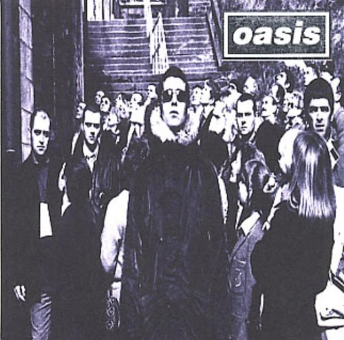 Bild 1: Oasis, D'you know what I mean? (1997; 2 tracks, cardsleeve)