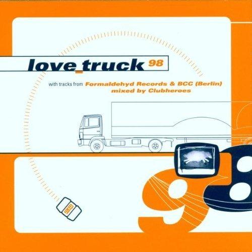 Bild 1: Clubheroes, Love_truck 98 (mix, feat. DJ Dole, Jan Driver, Studio 54, Amorph..)