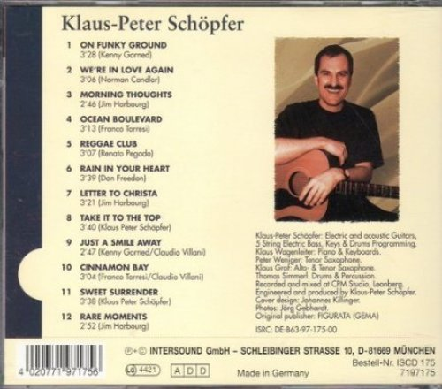 Bild 2: Klaus-Peter Schöpfer, Just a smile away (1997)