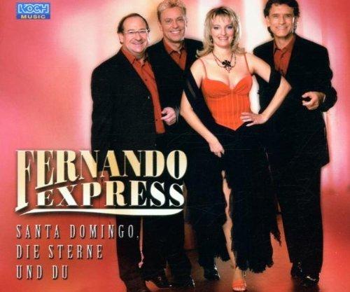 Bild 1: Fernando Express, Santo Domingo, die Sterne und ich (2002; 2 tracks)