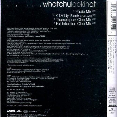 Image 2: Whitney Houston, Whatchulookinat (2002)