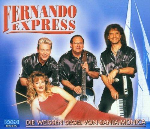 Bild 1: Fernando Express, Die weissen Segel von Santa Monica (2001)