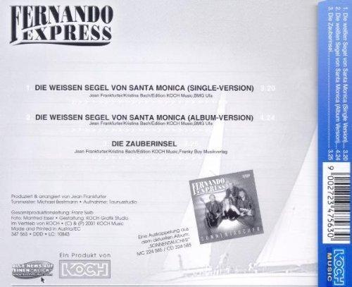 Bild 2: Fernando Express, Die weissen Segel von Santa Monica (2001)