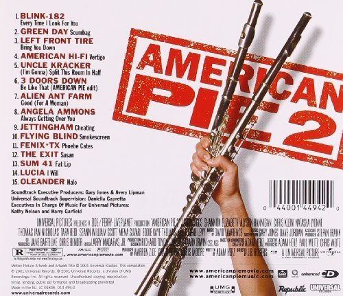 Bild 2: American Pie 2 (2001), Blink-182, Green Day, American Hi-Fi, Alien Ant Farm..