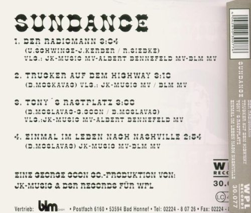 Bild 2: Sundance, Der Radiomann