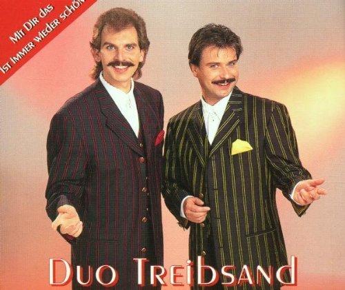 Bild 1: Duo Treibsand, Mit dir das ist immer wieder schön (1997)