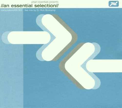 Bild 1: An Essential Selection (by DJ Rob Boskamp, 2000), Ministers de la Funk, Bini & Martini, DJ Antoine, DJ Rene, Kluster..