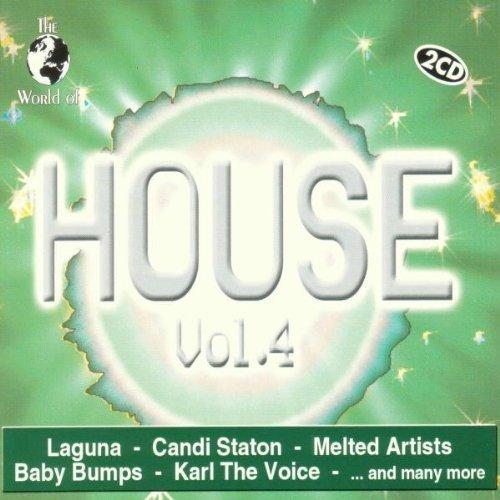 Bild 1: World of House 4 (2001), Minimal Funk, Cheach Masteach, Sister Funk, Isaac Hayes, Master Freakz..