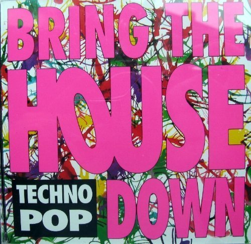 Bild 1: Gino Marinello Acid House P.M. Section, Bring the house down (1992, feat. Acid J.T. Fritss)