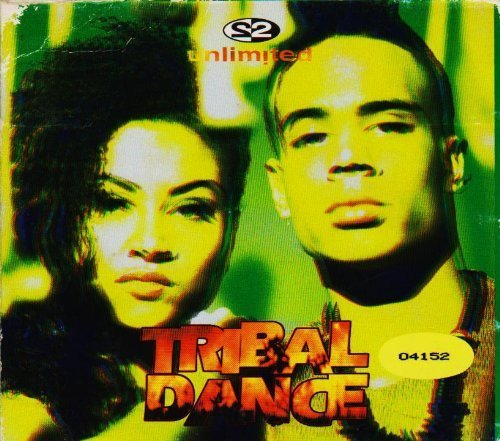 Bild 1: 2 Unlimited, Tribal dance (#zyx7000r, digi)