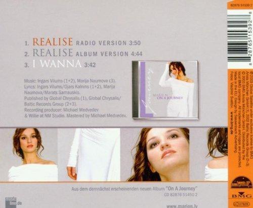 Bild 2: Marie N, Realise (2003)