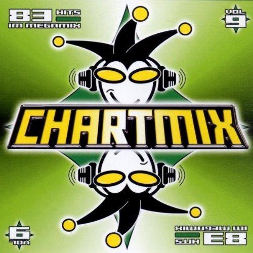 Bild 1: Chart Mix 9 (2001), Brooklyn Bounce, Fragma feat. Maria Rubia, Elektrochemie LK, Mauro Picotto, Gigi D'Agostino..