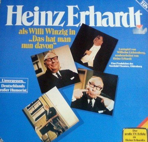 Bild 1: Heinz Erhardt, Als Willi Winzig in 'Das hat man nun davon' (1979)