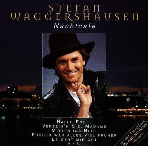 Bild 1: Stefan Waggershausen, Nachtcafé (compilation, 16 tracks)