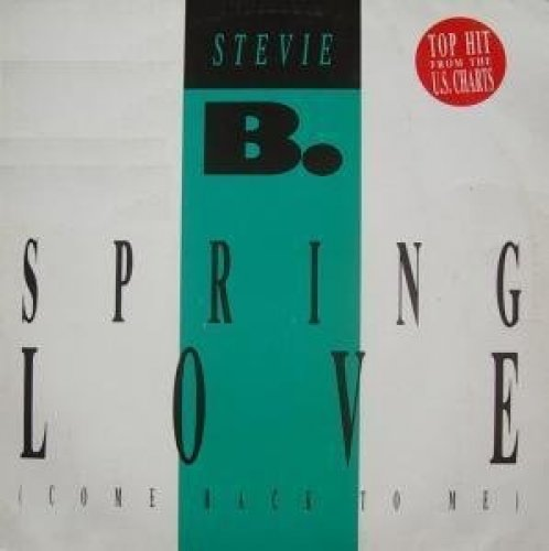 Bild 1: Stevie B., Spring love (#bcm20003)