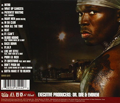 Фото 2: 50 Cent, Get rich or die tryin' (2003)