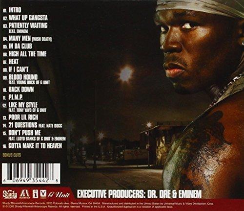 Bild 2: 50 Cent, Get rich or die tryin' (2003)