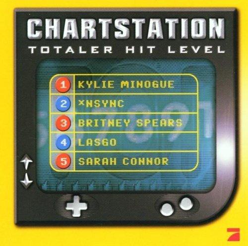Bild 1: Chartstation-Totaler Hit Level (2001), Kylie Minogue, Sarah Connor, Lasgo, *Nsync, Sandra..