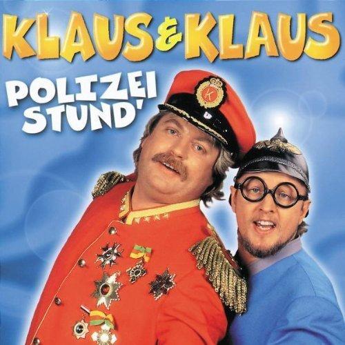 Фото 1: Klaus & Klaus, Polizeistund' (compilation, 12 tracks)
